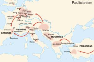 Paulicianism_and_Europe._Armenian_-_Պաւղիկեաններ