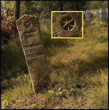 stecak simbol