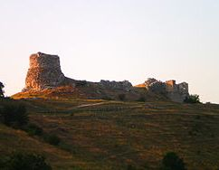 Medieval_fortress_Glamoč