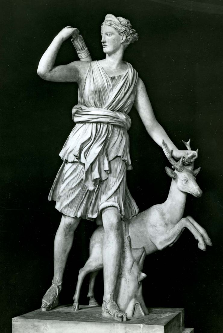 Artemis-huntress-Paris-Louvre