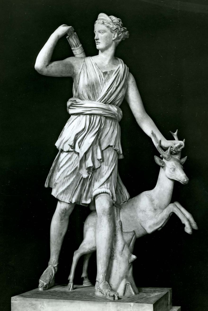 Artemis-huntress-Paris-Louvre
